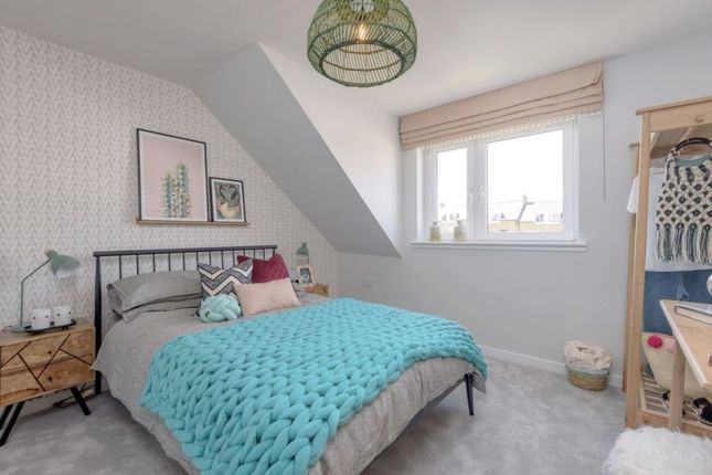 Terraced house for sale in Tudsbery Court, Edinburgh