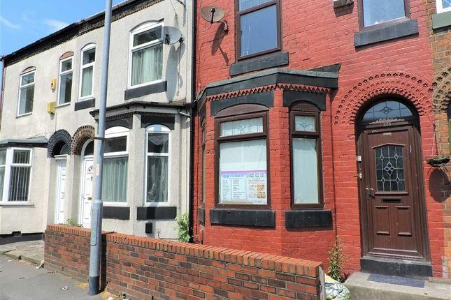 Thumbnail Terraced house for sale in Barlow Road, Levenshulme, Manchester
