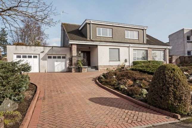 Thumbnail Detached house for sale in Leighton Avenue, Dunblane