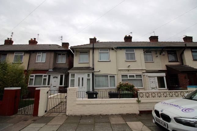Thumbnail Property to rent in Cookson Road, Seaforth, Liverpool