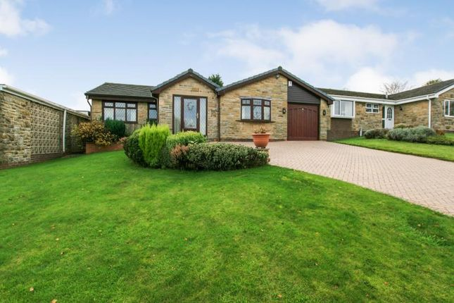 Thumbnail Bungalow for sale in Kilburn Road, Dronfield Woodhouse, Derbyshire