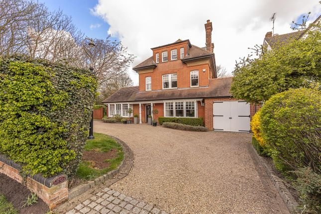Thumbnail Property for sale in Rothamsted Avenue, Harpenden