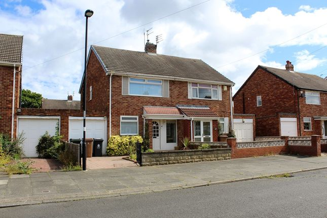 Thumbnail Semi-detached house for sale in Arundel Drive, West Monkseaton