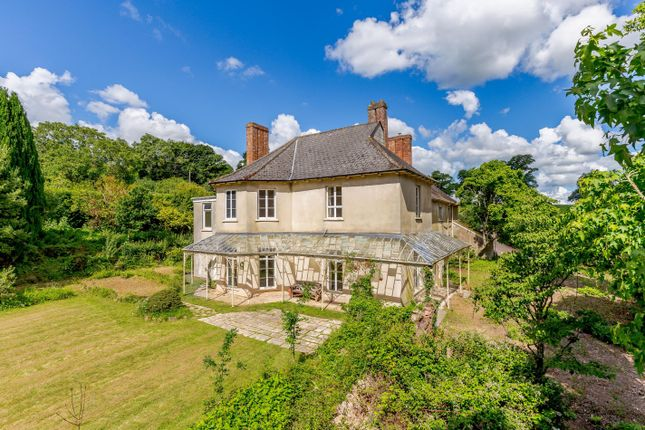 Thumbnail Detached house for sale in Posbury, Crediton, Devon