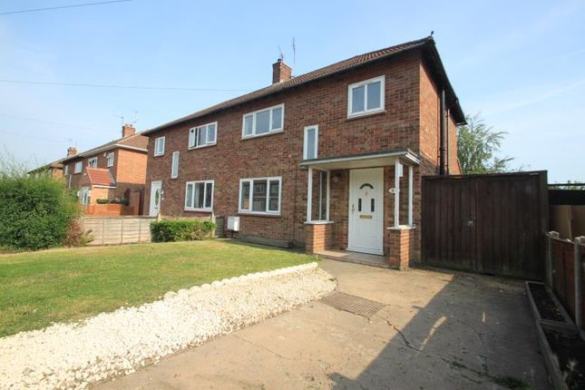Thumbnail Semi-detached house to rent in Rudsdale Way, Colchester, Essex
