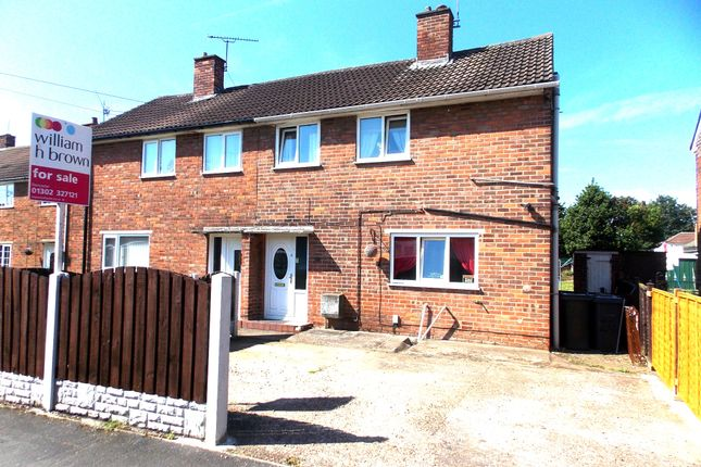 Thumbnail Semi-detached house for sale in Chiltern Road, Scawthorpe, Doncaster