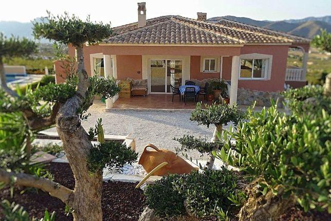 4 bed villa for sale in Hondon De Los Frailes, Spain
