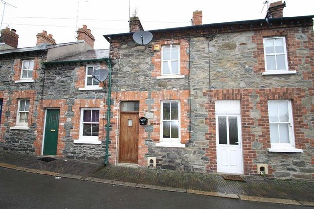 Thumbnail Terraced house for sale in The Green, Ballynahinch, Down