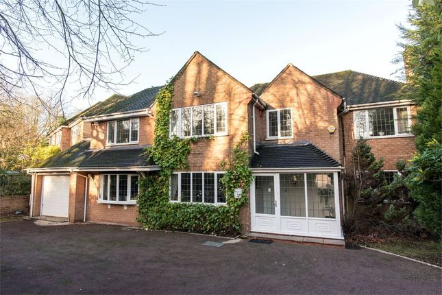 Thumbnail Detached house for sale in Farquhar Road East, Edgbaston, West Midlands