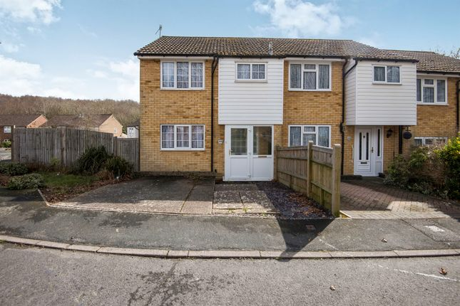 Thumbnail Semi-detached house for sale in Silvan Road, St. Leonards-On-Sea