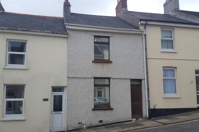 Thumbnail Terraced house for sale in Riga Terrace, Plymouth, Devon