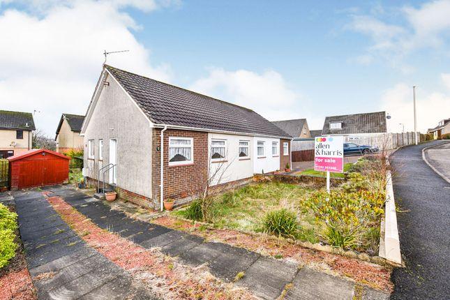 Thumbnail Semi-detached bungalow for sale in Coats Place, Coylton, Ayr