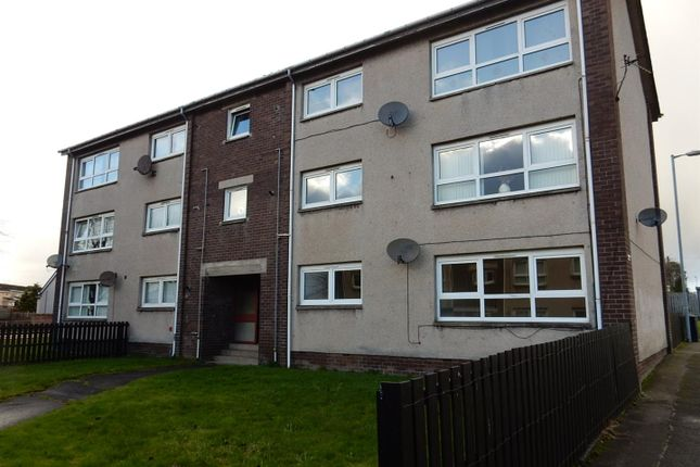 Thumbnail Flat to rent in Northwood Drive, Newmains, Wishaw
