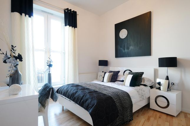 """Thumbnail Terraced house for sale in """"Turnberry"""" at Inverlair Avenue, Glasgow"""