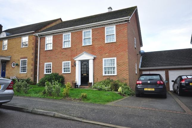 Thumbnail Detached house to rent in Clarendon Drive, Strood, Rochester