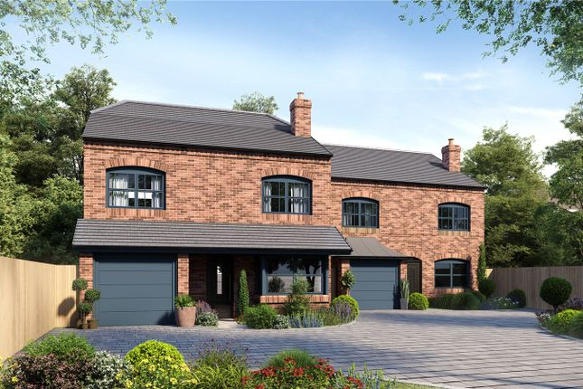 Thumbnail Country house for sale in Linthurst Newtown, Blackwell, Bromsgrove