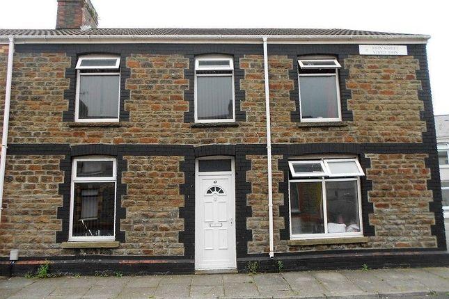 Thumbnail End terrace house for sale in John Street, Aberavon, Port Talbot, Neath Port Talbot.