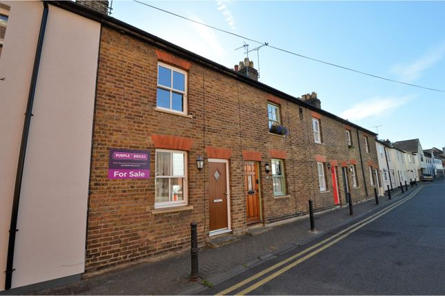 Thumbnail Terraced house for sale in South Street, Brentwood