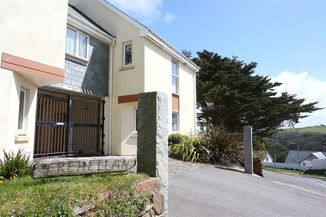 Thumbnail Flat for sale in Trehellan Heights, Pentire, Newquay