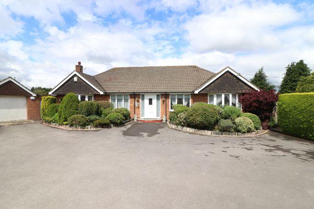 Detached bungalow for sale in Shamblehurst Lane North, Hedge End, Southampton