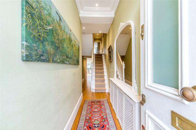 Hallway of Friern Road, East Dulwich, London SE22