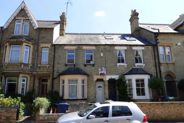 Thumbnail Terraced house to rent in Aston Street, Oxford