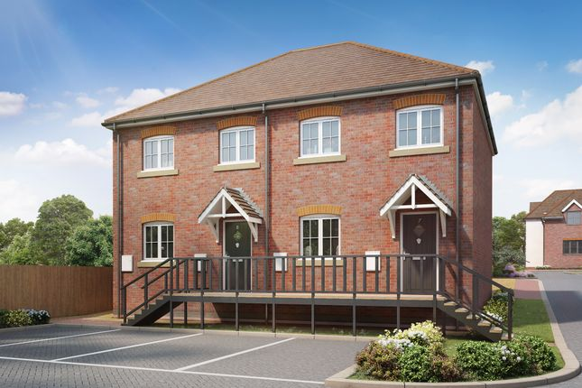 Thumbnail Duplex for sale in 41 High Street, Henlow