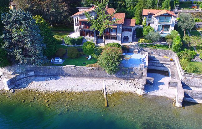 5 bed villa for sale in Como (Town), Como, Lombardy, Italy