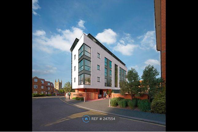 Thumbnail Flat to rent in Oddfellows Road, Newbury