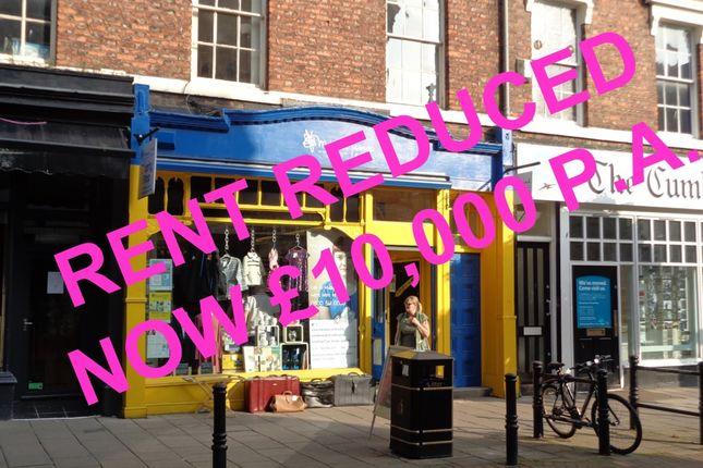 Thumbnail Retail premises to let in 47 Bank Street, Carlisle