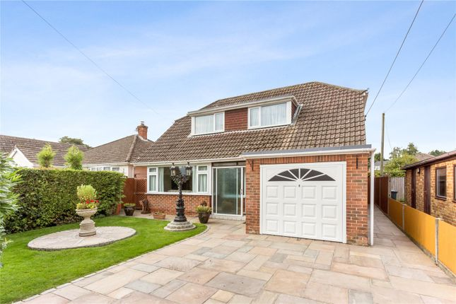Thumbnail Detached house for sale in Spring Gardens, North Baddesley, Hampshire