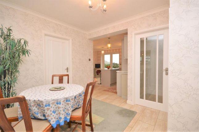 Dining Area of Stevens Lane, Sidmouth, Devon EX10