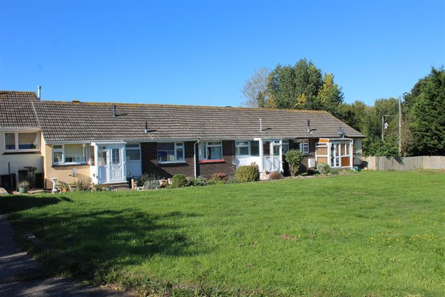 Thumbnail Terraced bungalow for sale in Estuary View, West Yelland, Barnstaple