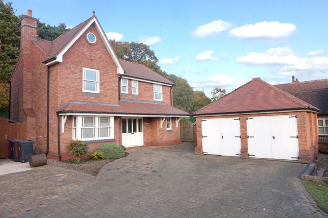 4 bed detached house for sale in Lichfield Road, Hopwas