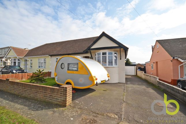 Thumbnail Semi-detached bungalow for sale in Watlington Road, Benfleet