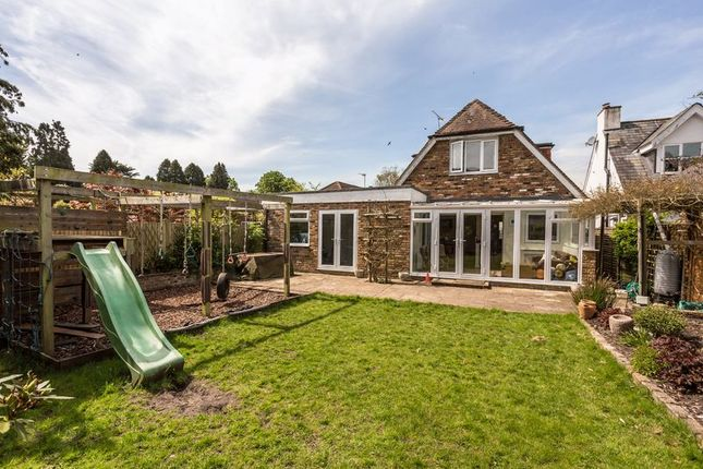 Thumbnail Detached house for sale in Blays Lane, Englefield Green, Egham