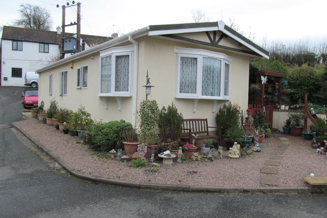 Thumbnail Mobile/park home for sale in Hampton Loade Park (Ref 5274), Bridgnorth, Shropshire
