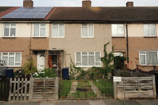3 bed terraced house for sale in Shadwell Drive, Northolt