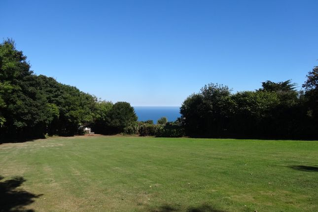 Thumbnail Land for sale in Superb Large Building Plot, Maidencombe, Torquay