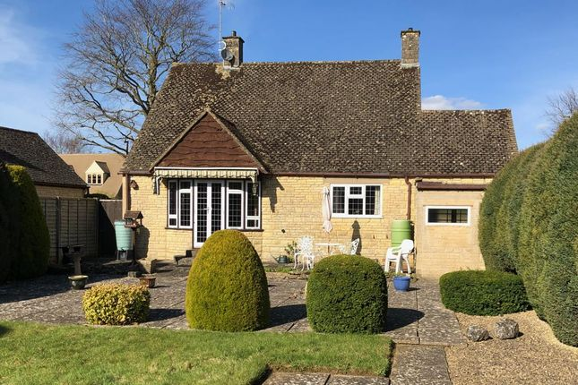 Thumbnail Detached bungalow for sale in Letch Lane, Bourton On The Water, Gloucestershire