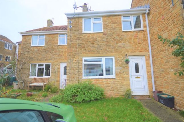 Thumbnail Terraced house for sale in Hamdon Close, Stoke-Sub-Hamdon