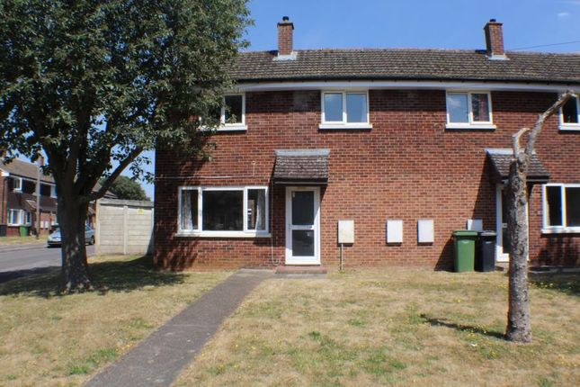 Thumbnail End terrace house to rent in Conway Road, Abingdon