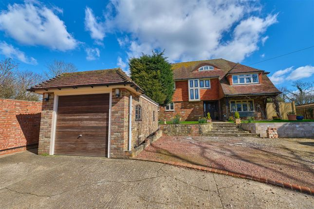 4 bed detached house for sale in Firle Road, Seaford BN25