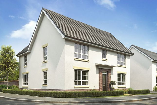 "Thumbnail Detached house for sale in ""Brechin"" at Frogston Road East, Edinburgh"