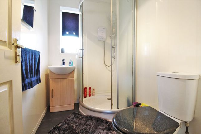 Shower Room of Wenning Court, Morecambe LA3