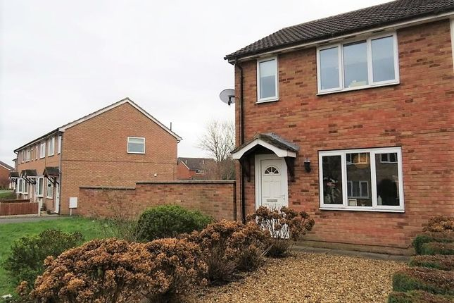 2 bed terraced house to rent in Shaw Road, Shrewsbury SY2