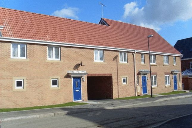 Thumbnail Property to rent in Magellan Way, Derby