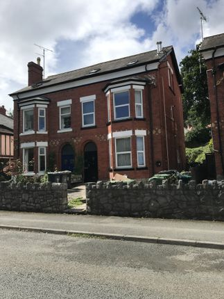 Thumbnail Flat to rent in 138 Abergele Road, Colwyn Bay, Clwyd