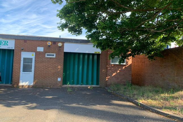 Thumbnail Warehouse for sale in Enfield Industrial Estate, Redditch