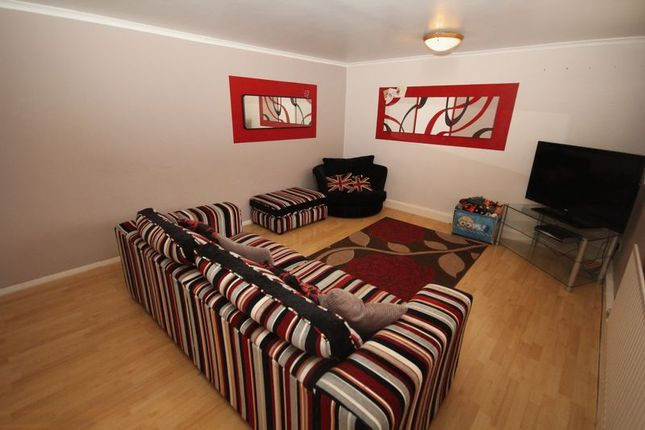 Lounge of Stoneyvale Court, Queensway, Rochdale OL11